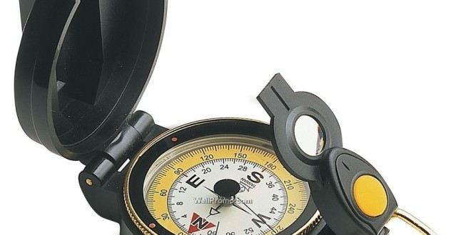 How do you know if your compass is broken?